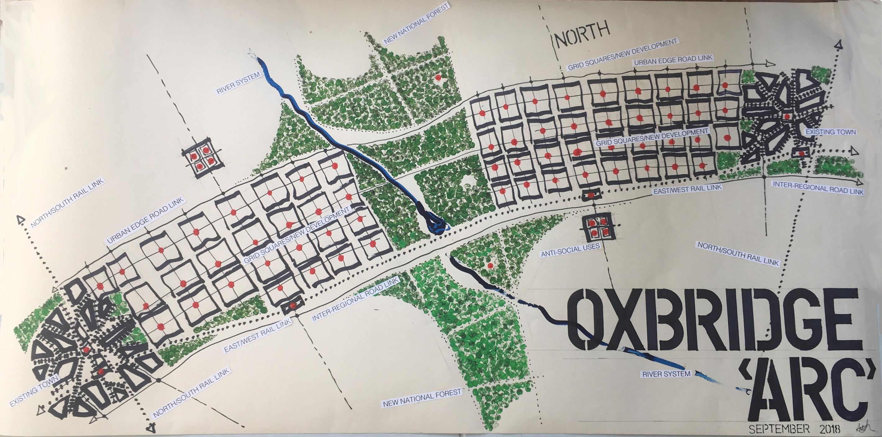 "POETS, a group of former Oxfordshire County Council planning and transport officers, have criticised the housing growth plans for the Oxford-Cambridge Arc, and want the expressway road plan between the cities scrapped. But Mike O'Sullivan says the officers display ""narrow, protectionist"" thinking"