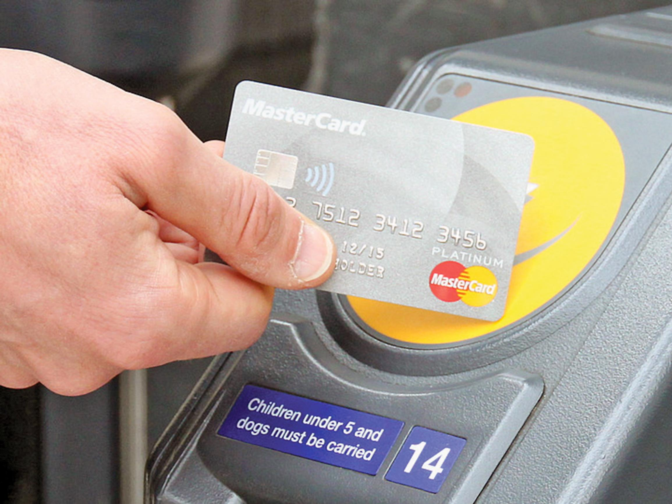 Bus operators already offer contactless ticketing, prompting some to question the value of TfN's proposal