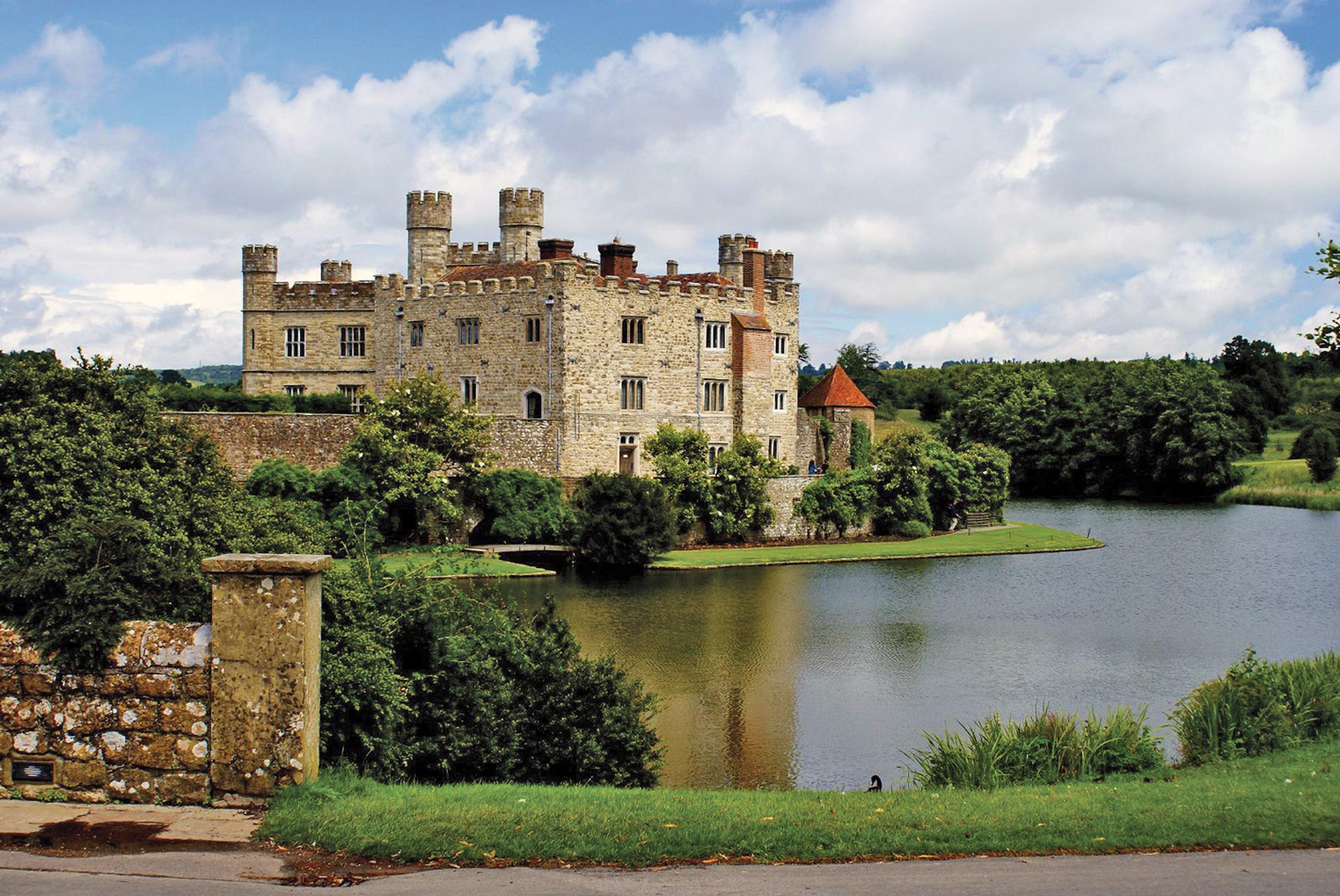 Cars are most people's mode of choice for days out to places like Leeds Castle in Kent. See Terry Hudson's letter