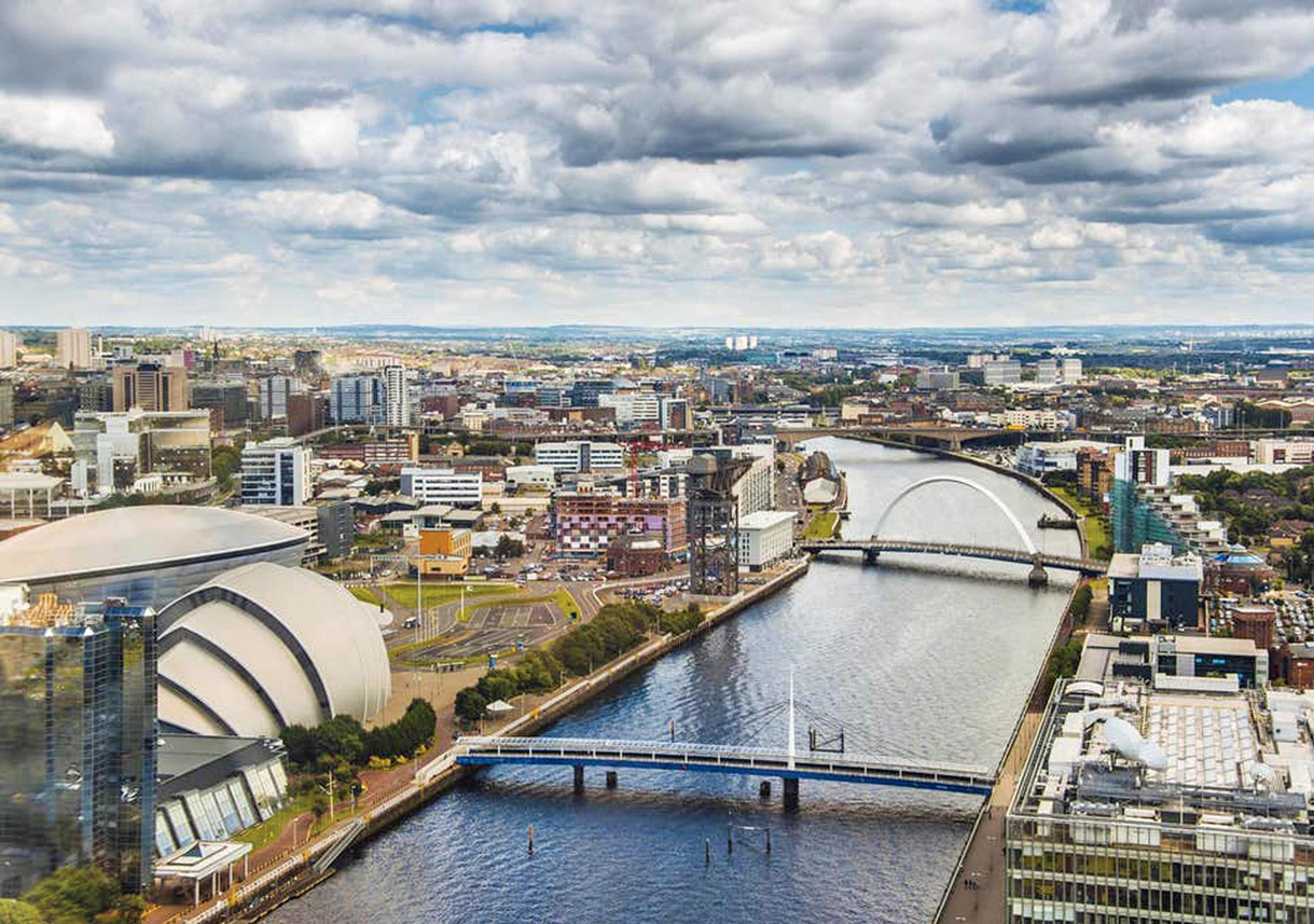 Glasgow: net zero by 2030?