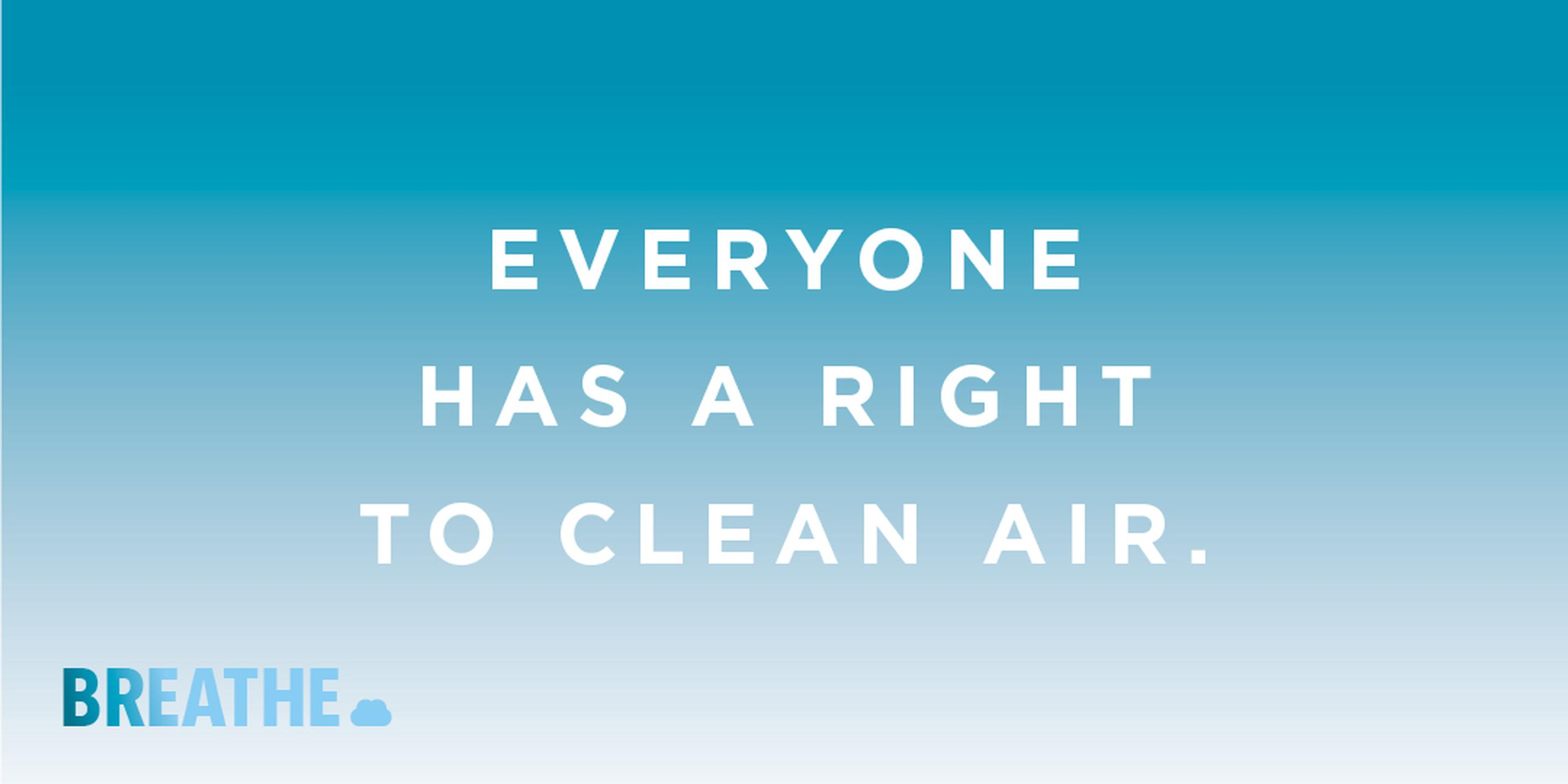 Newcastle City Council's air quality campaign