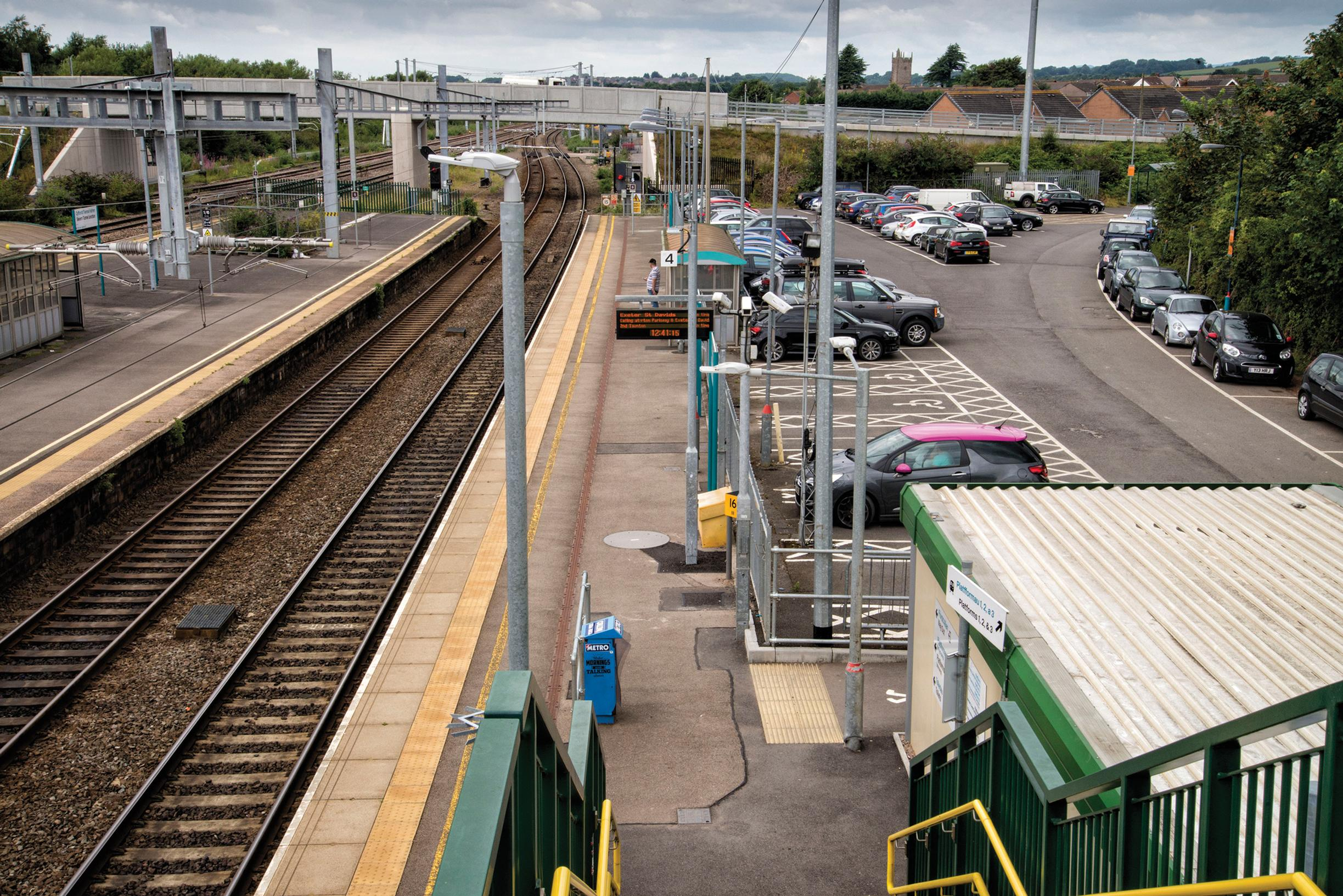 Grand Union Trains plans to invest in additional car parking and improved road access at Severn Tunnel Junction