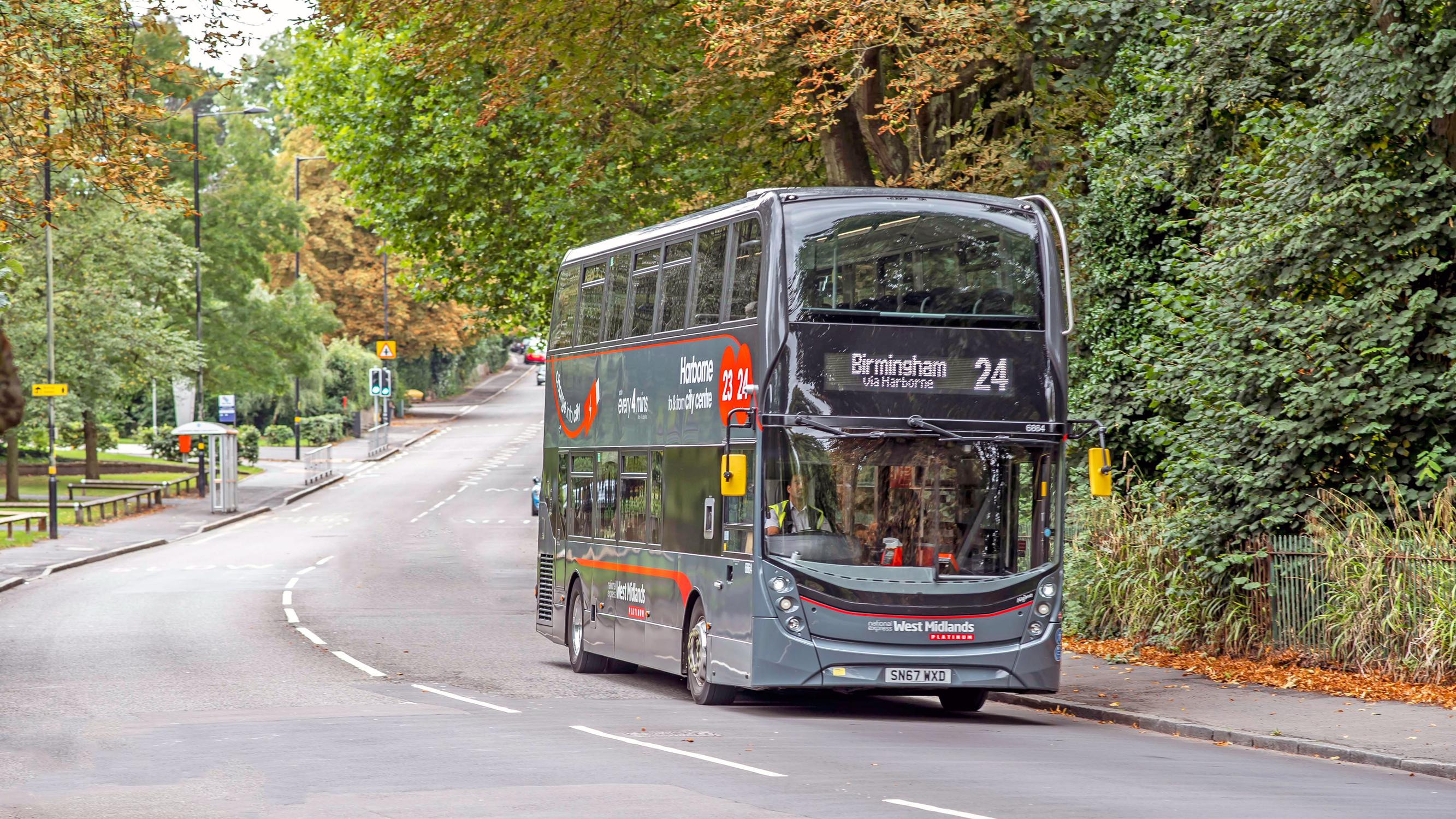 Bus services in West Midlands to get £20m boost