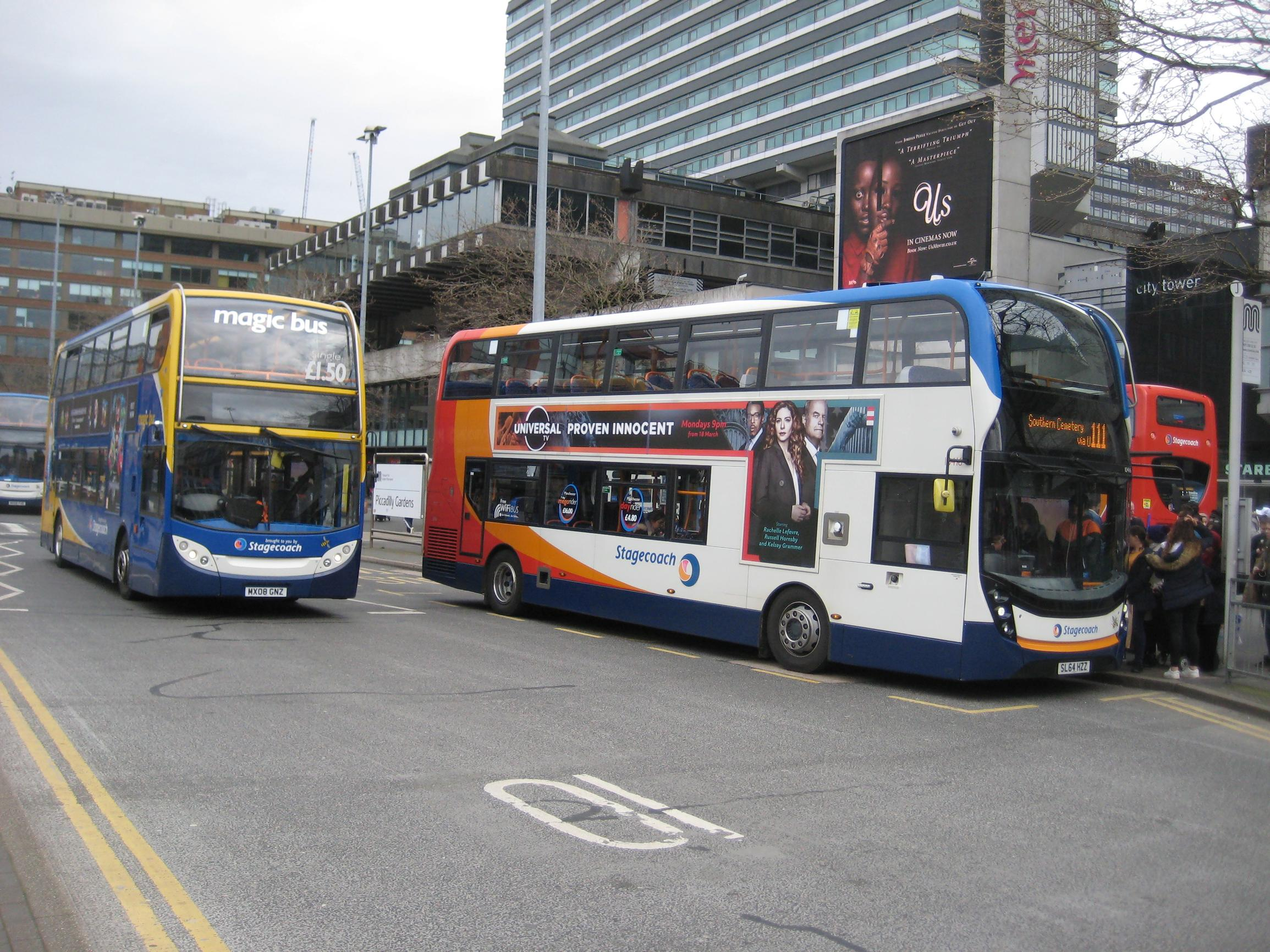 TfGM would retain low fare routes such as Stagecoach`s Magic`s, at least initially