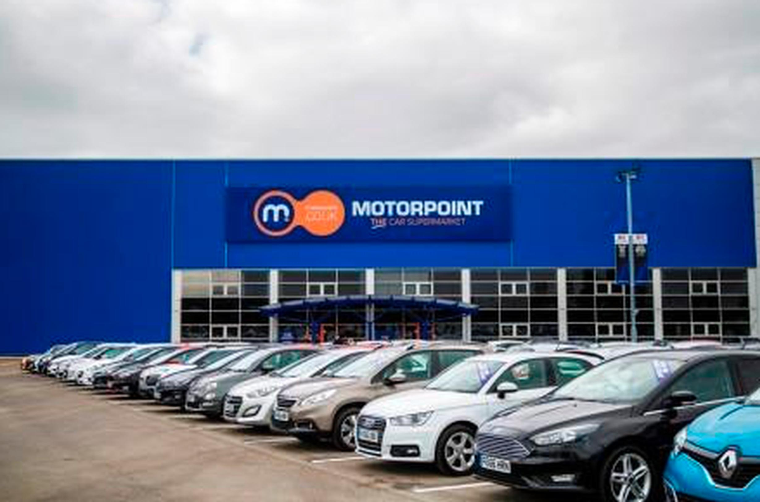 The Motorpoint Charity Parking Scheme at the company's HQ raises £5,000 per annum for one of the company's charitable partners
