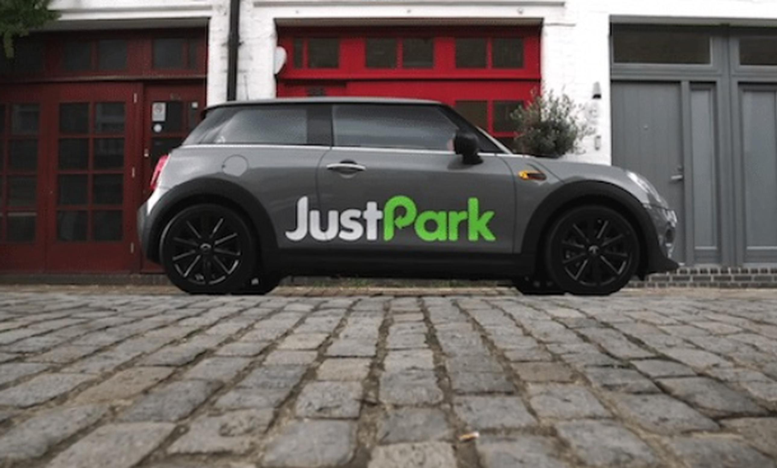 JustPark provides access to over 150,000 spaces