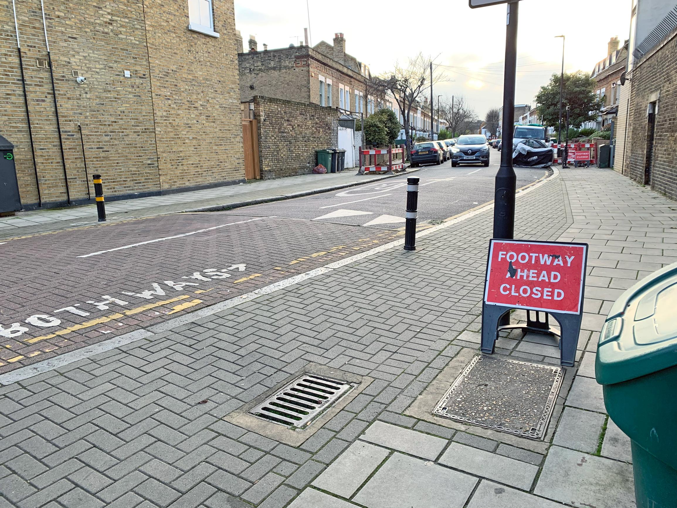 Good (though not the tactile paving): Lambeth
