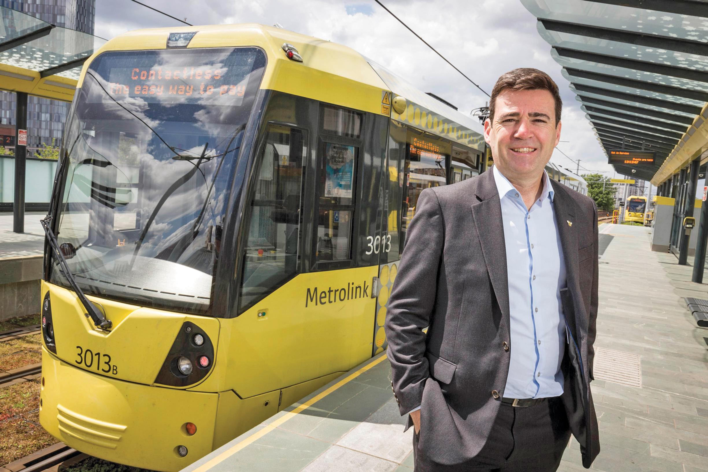 Burnham: 82 schemes estimated to cost £493m