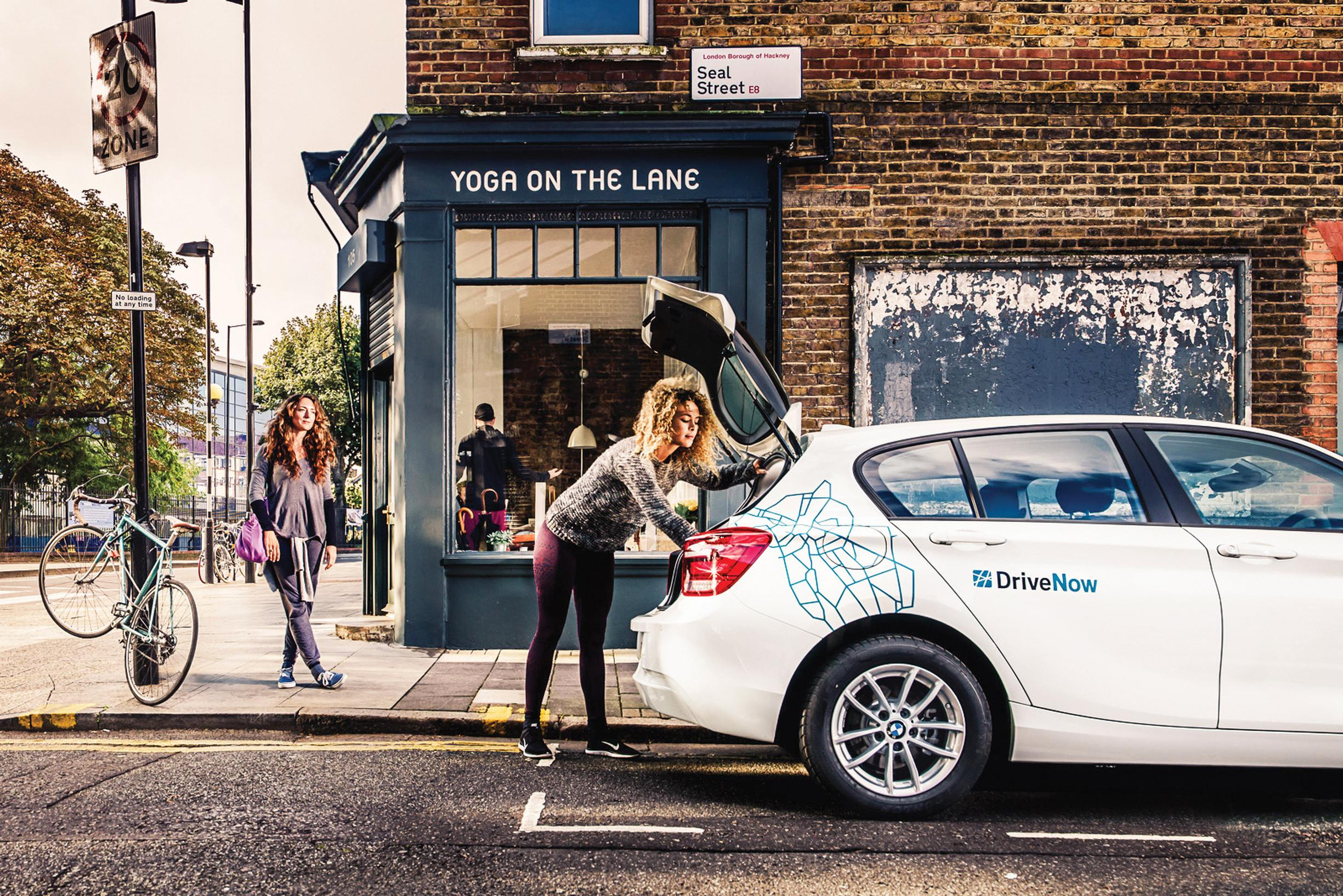 DriveNow has failed to attract enough members