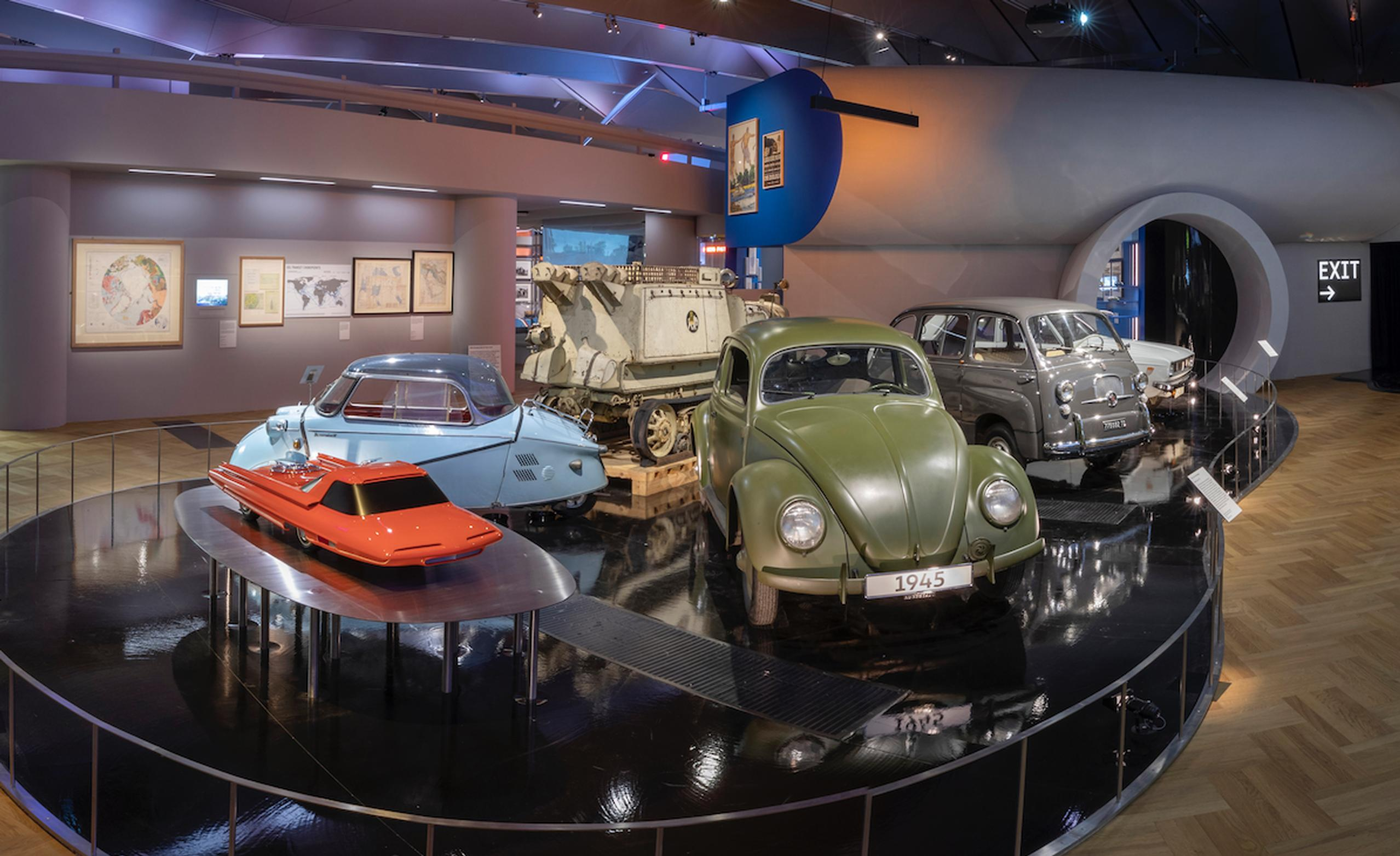 Cars: Accelerating the Modern World at the V&A