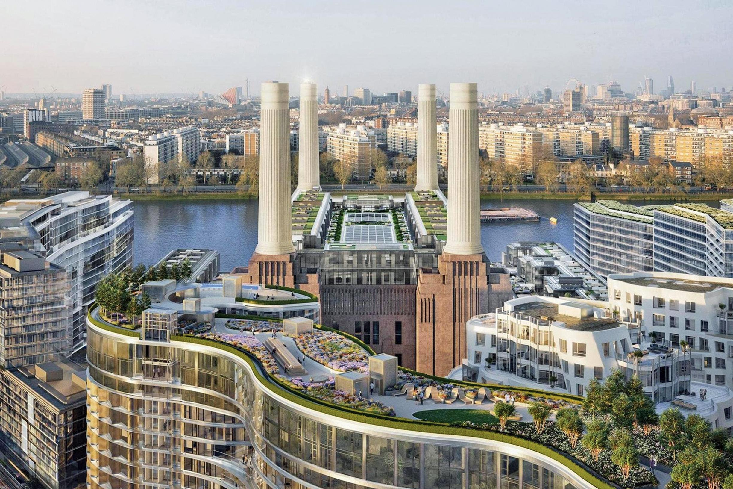 Battersea Power Station development: too much car parking
