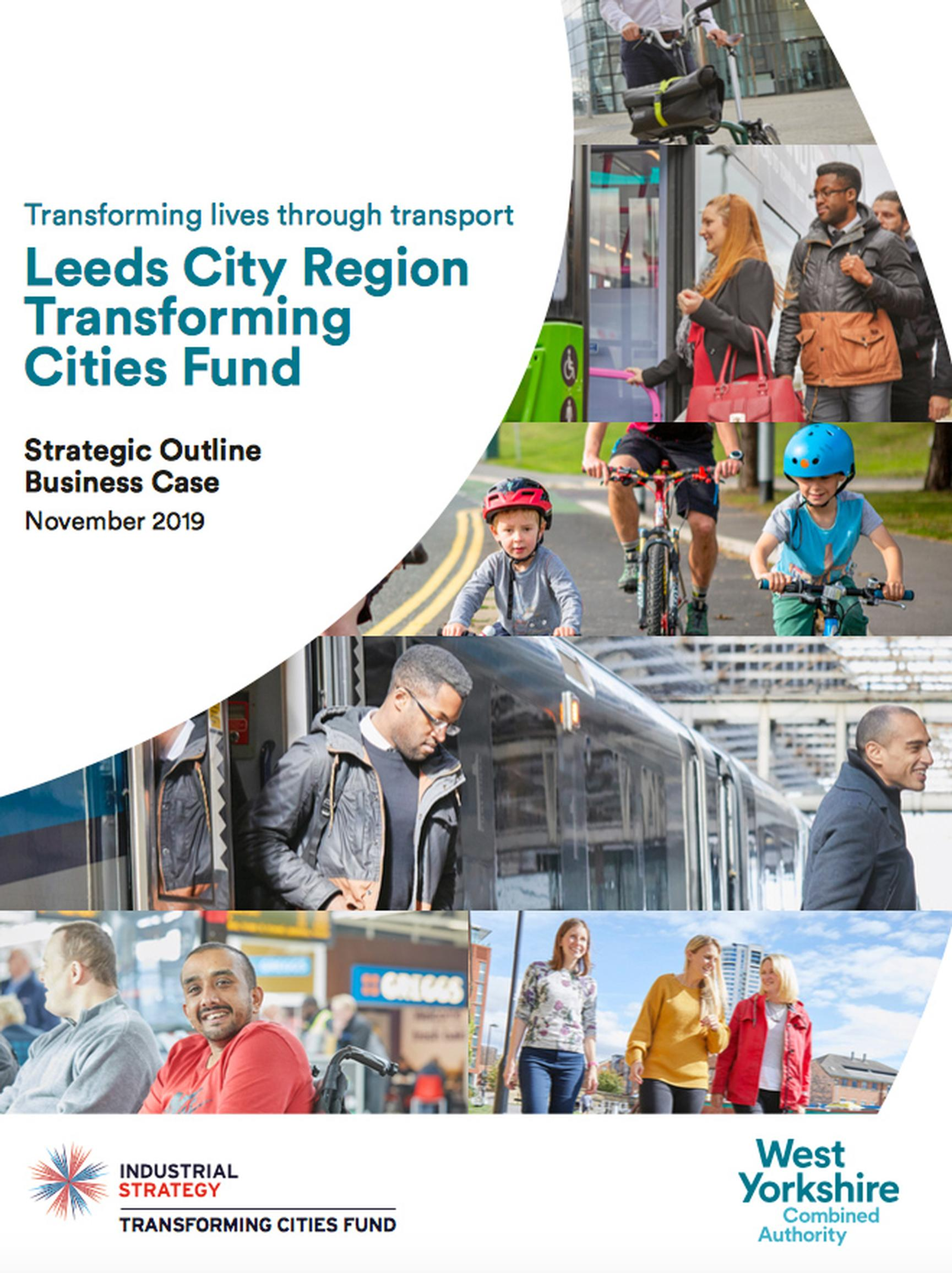 Transforming Cities Fund grant awards announced