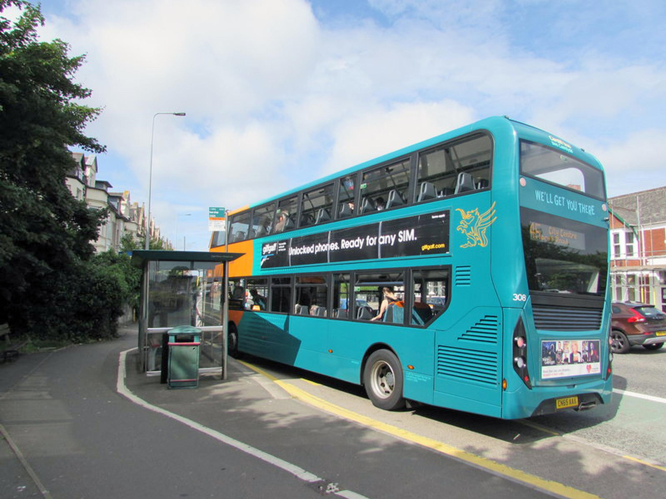 Welsh Government publishes Bill to reform bus industry