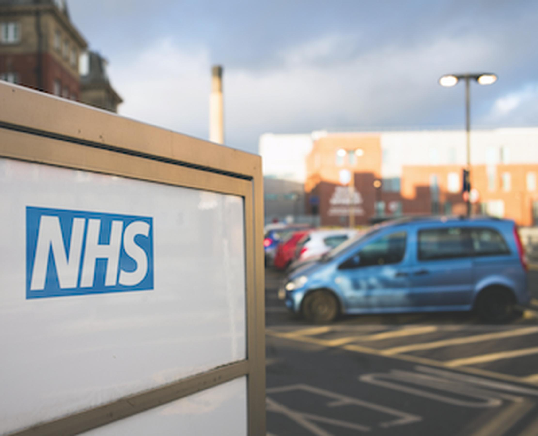 NHS staff will get free parking at hospitals