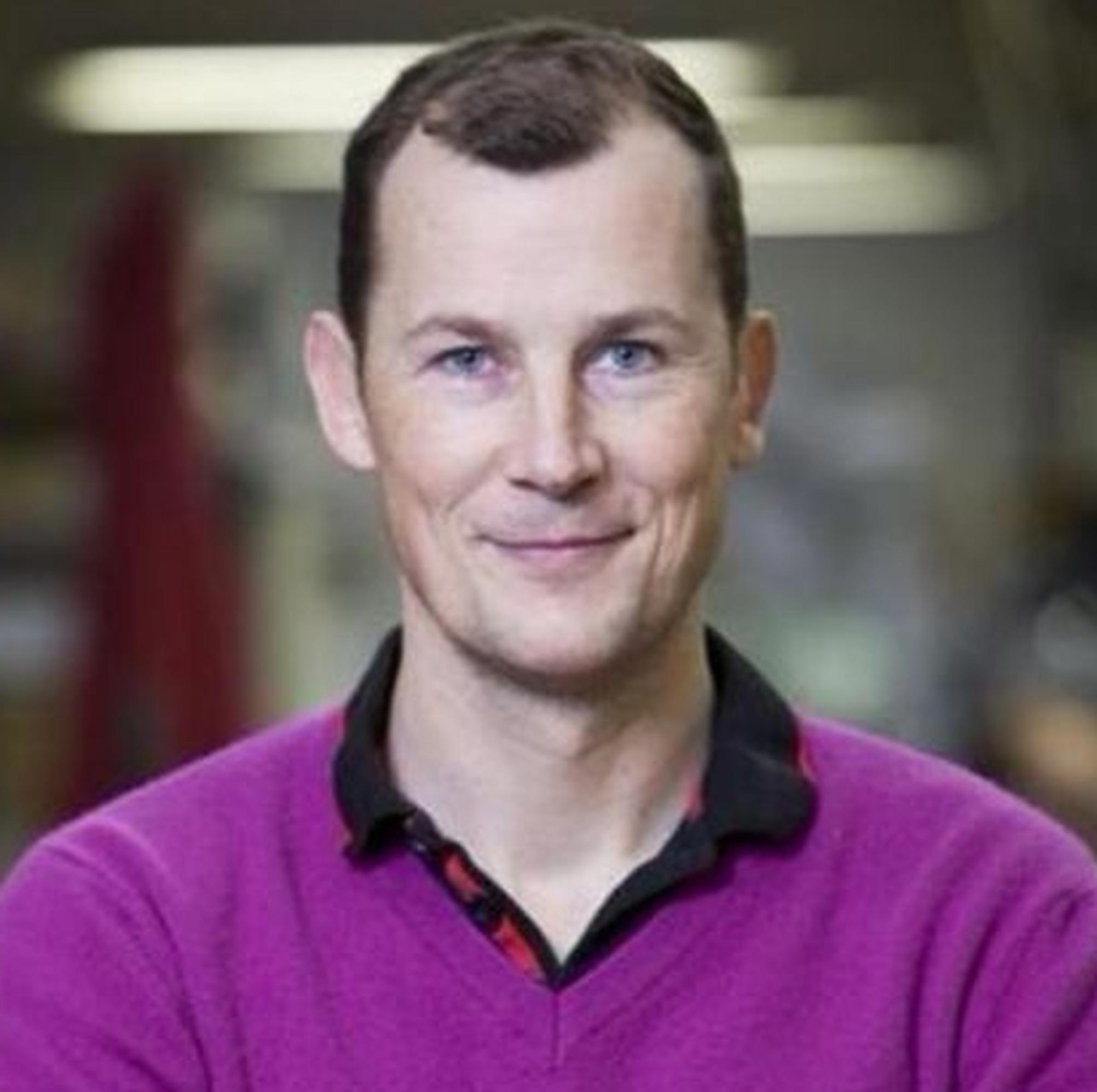 Will Butler-Adams, CEO, Brompton Bicycle