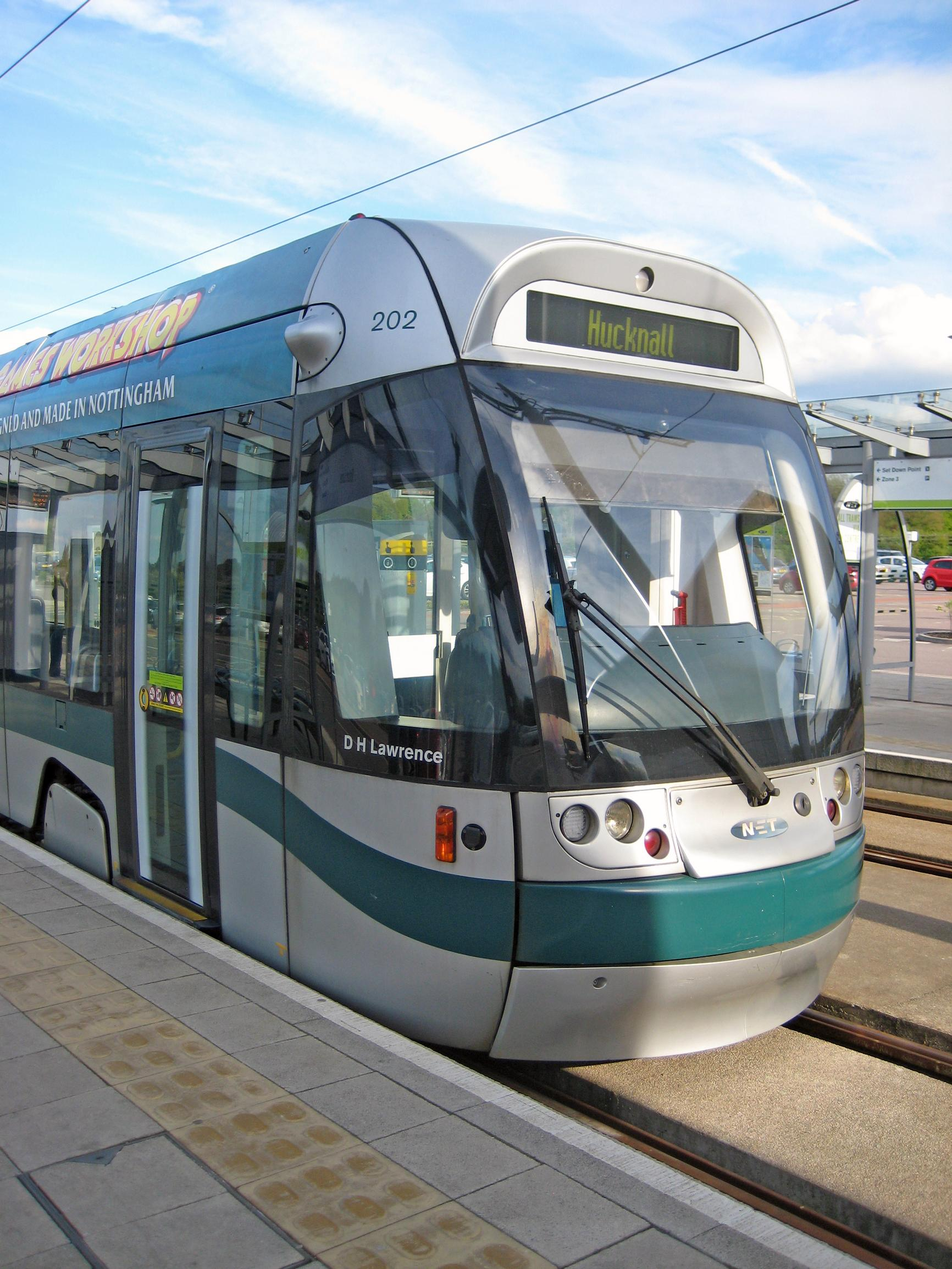 Emergency support for light rail inadequate – city regions