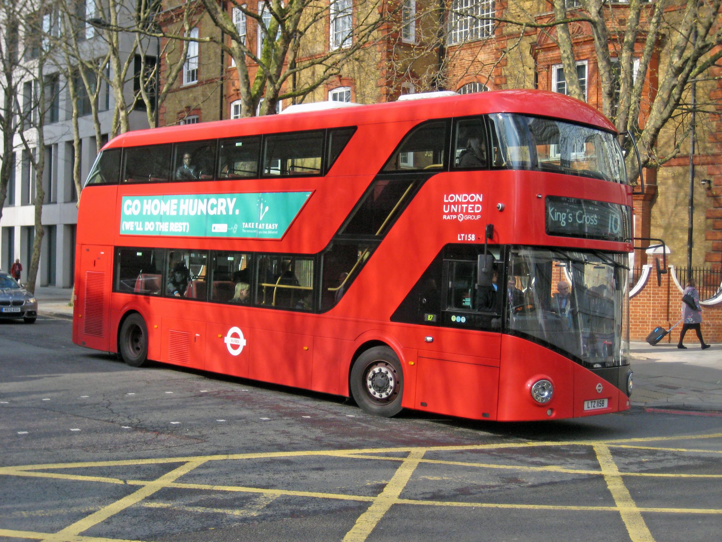 TfL strikes £1.6bn deal with Treasury to cover Covid costs
