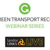 Green transport restart and recovery: how we can help