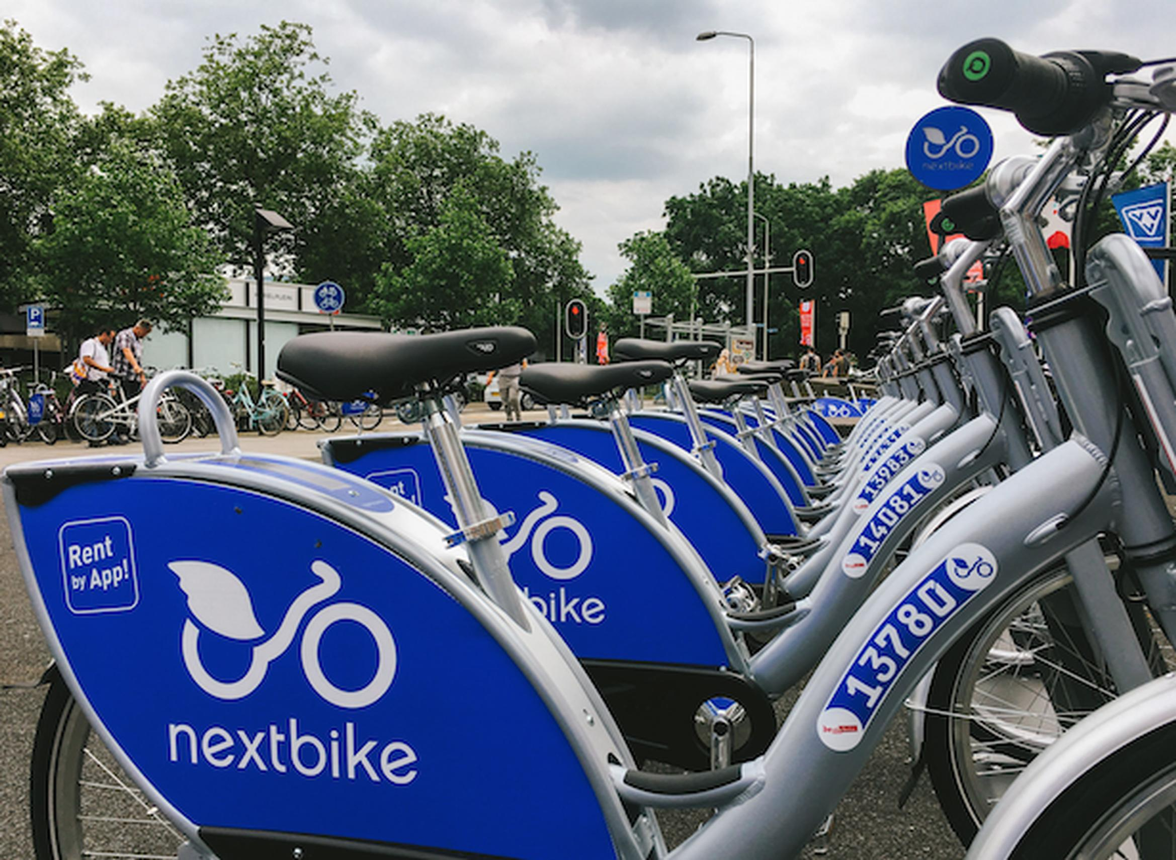 Cardiff Bus adds nextbike to its app