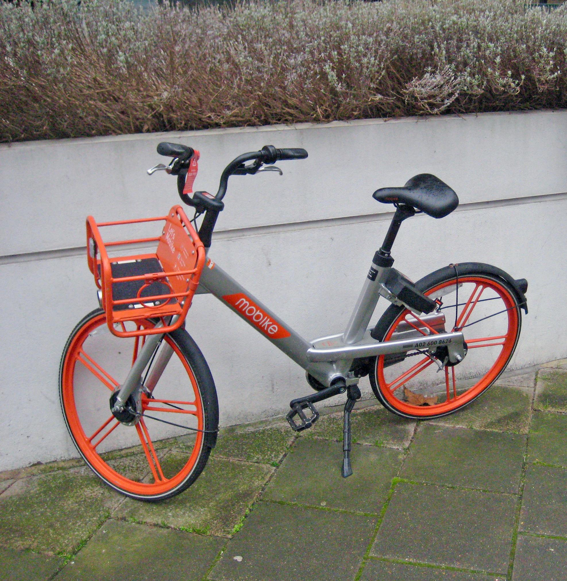 Greater Manchester's new scheme will be dock-based after the failure of Mobike's  dockless scheme