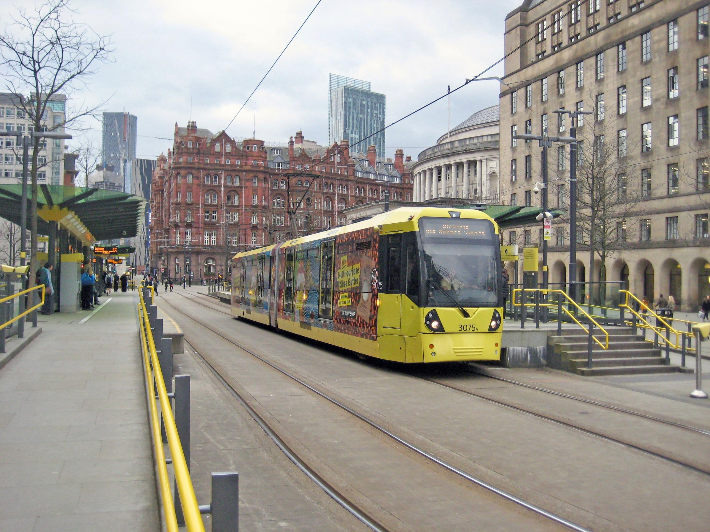 Metrolink: fares pay off borrowing