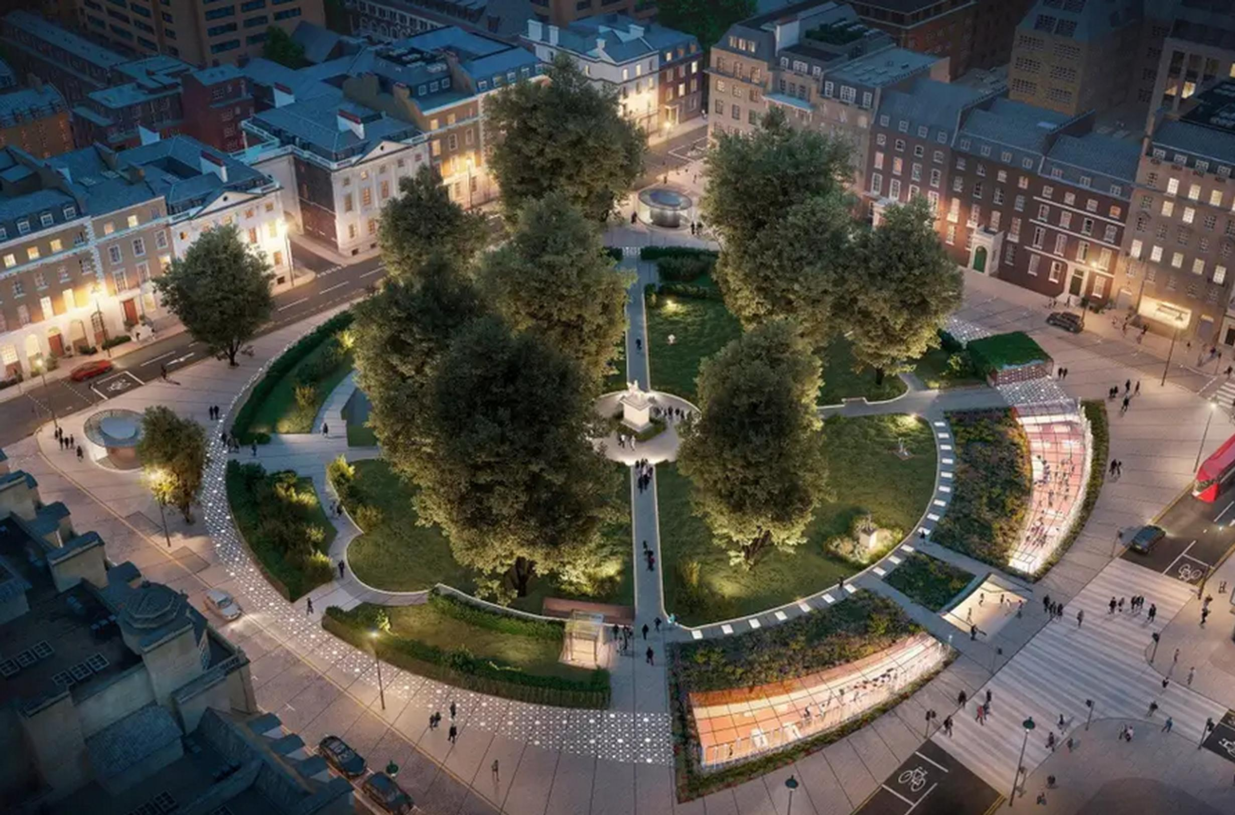 Proposal for revamping Cavendish Square