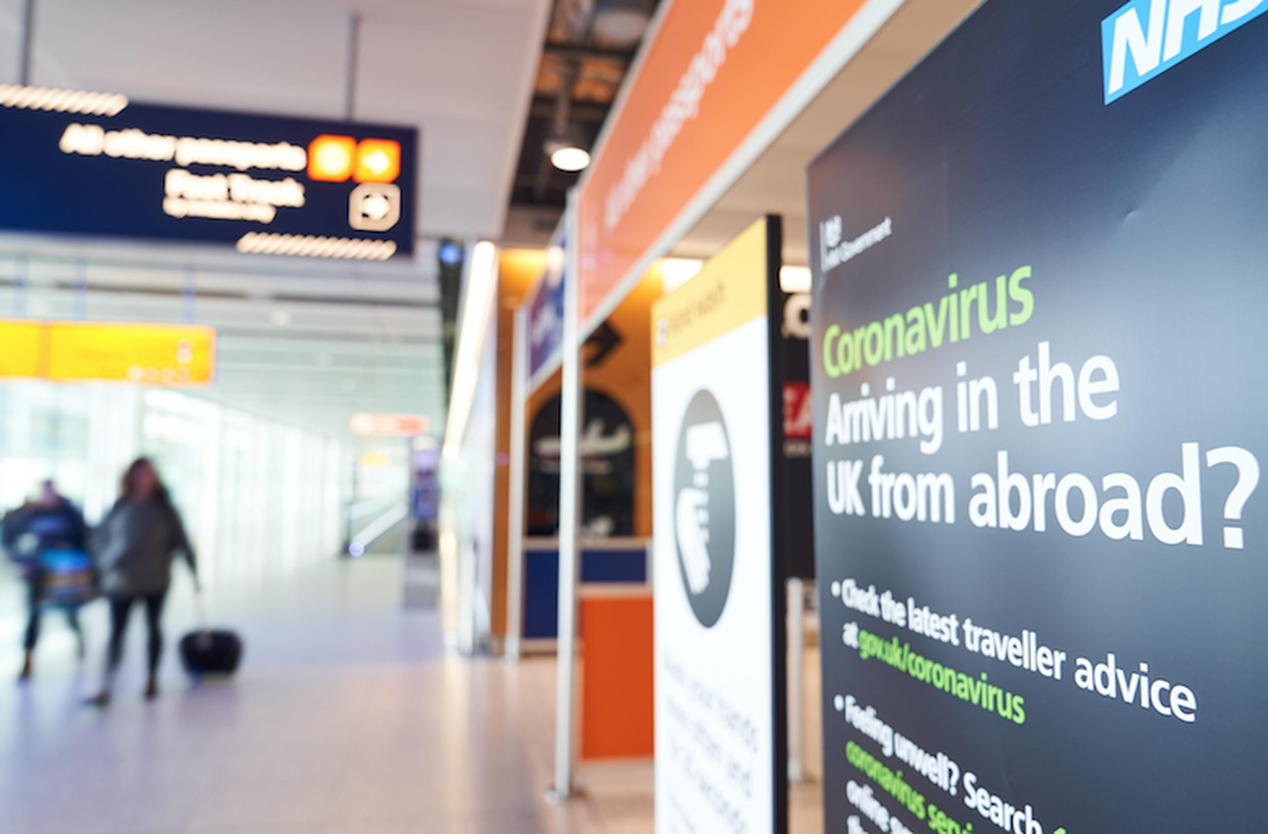 Heathrow Airport is looking at ways to reduce the length of quarantine