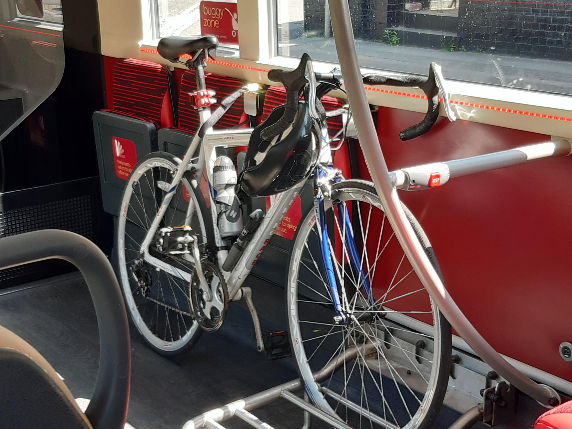 The cycle-friendly buses will be rolled out onto the company's flagship X46 & 45 routes between Hull, Beverley, Market Weighton, Pocklington and York, and between Bridlington, Driffield and York, with travellers able to bring their bike along for free