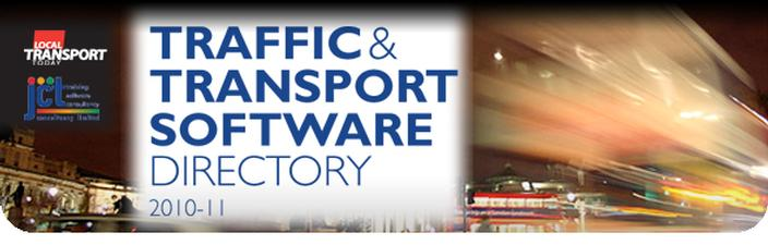 Traffic & Transport Software Directory 2010-11