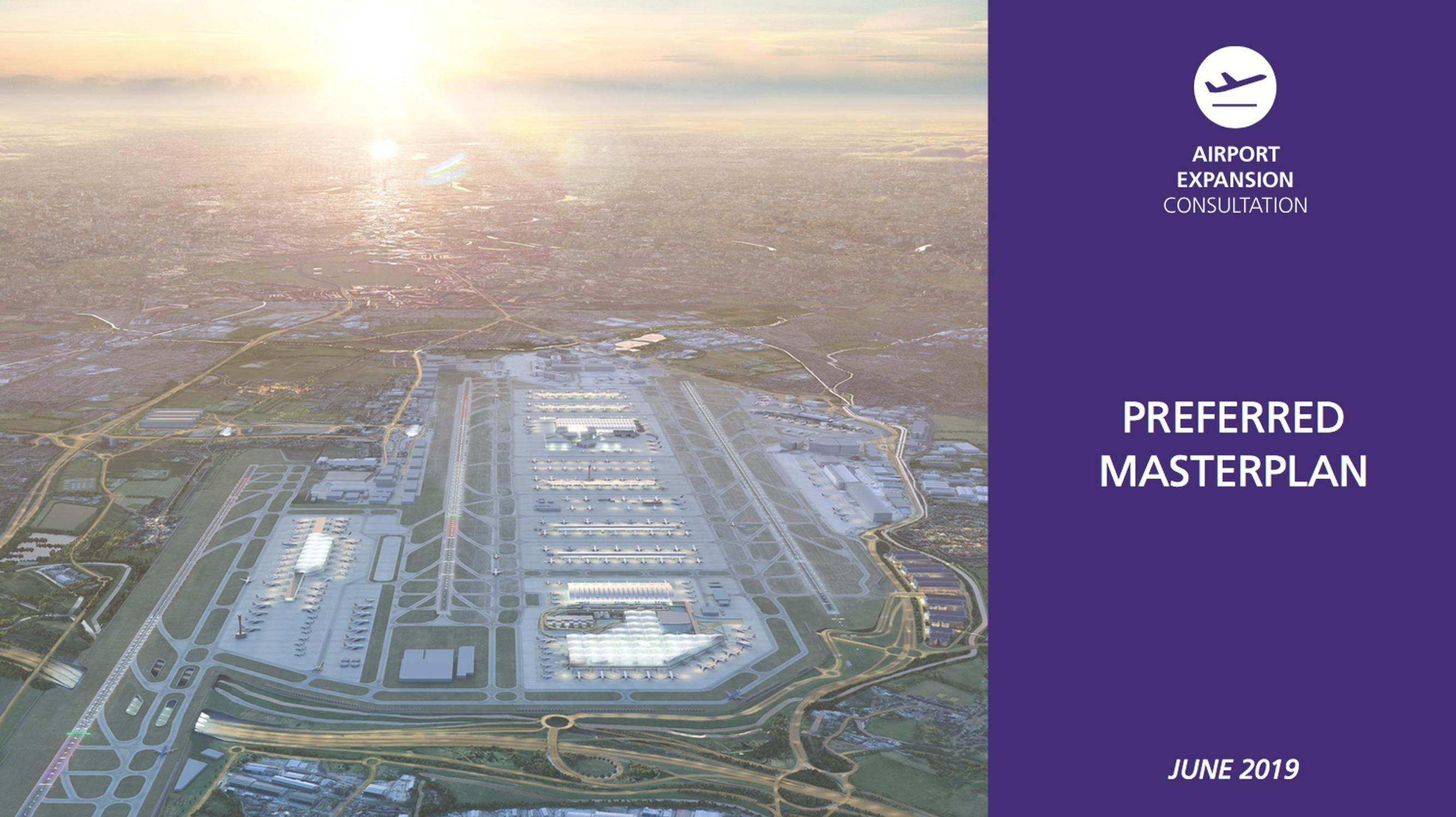 Heathrow: the Government is not supporting the appeal
