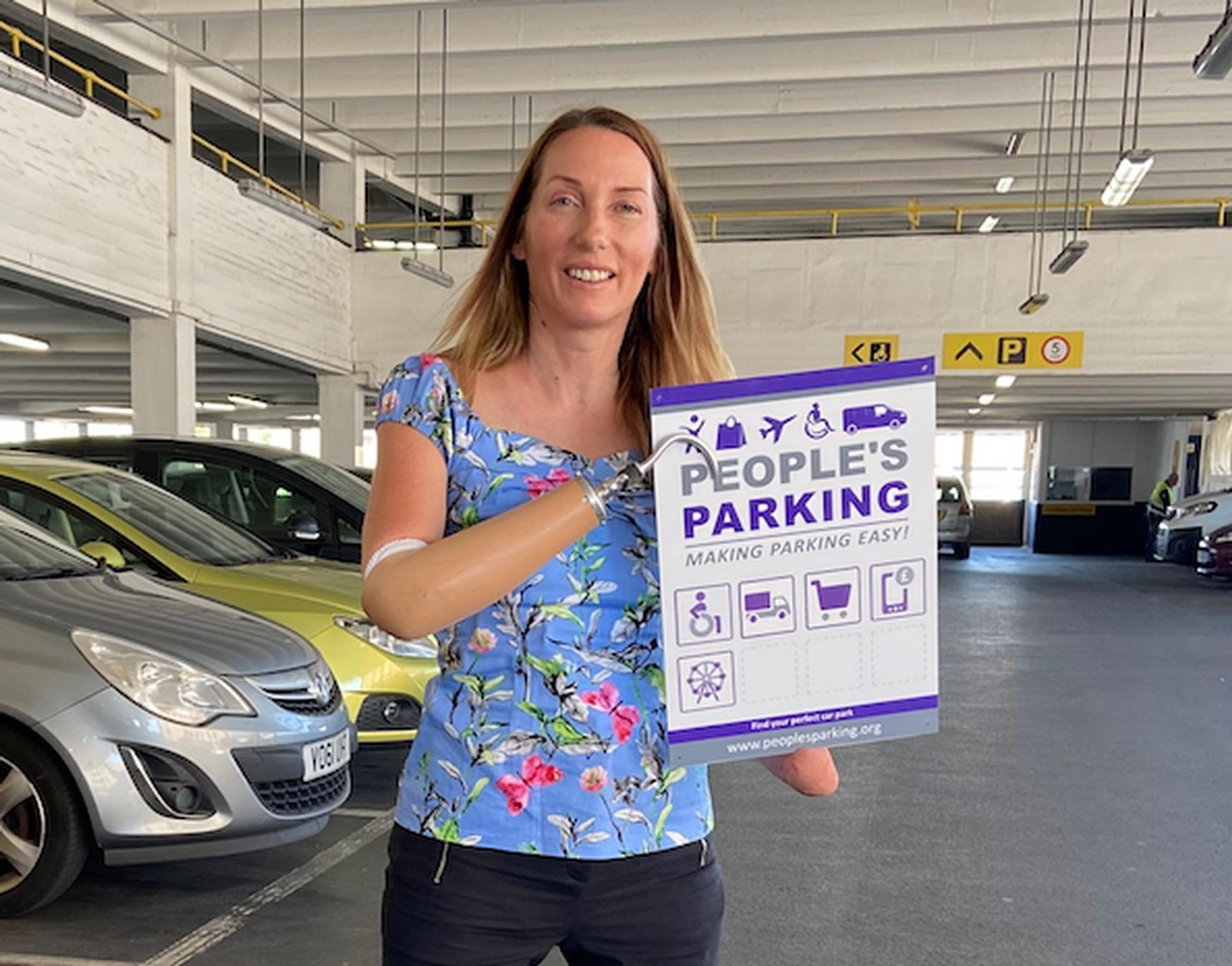 Debt Recovery Plus backs People's Parking