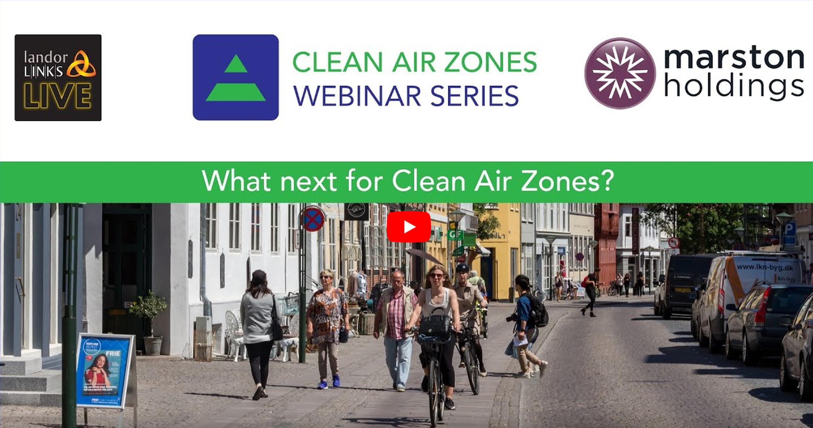 What`s Next for Clean Air Zones? is available on the Landor LINKS YouTube channel