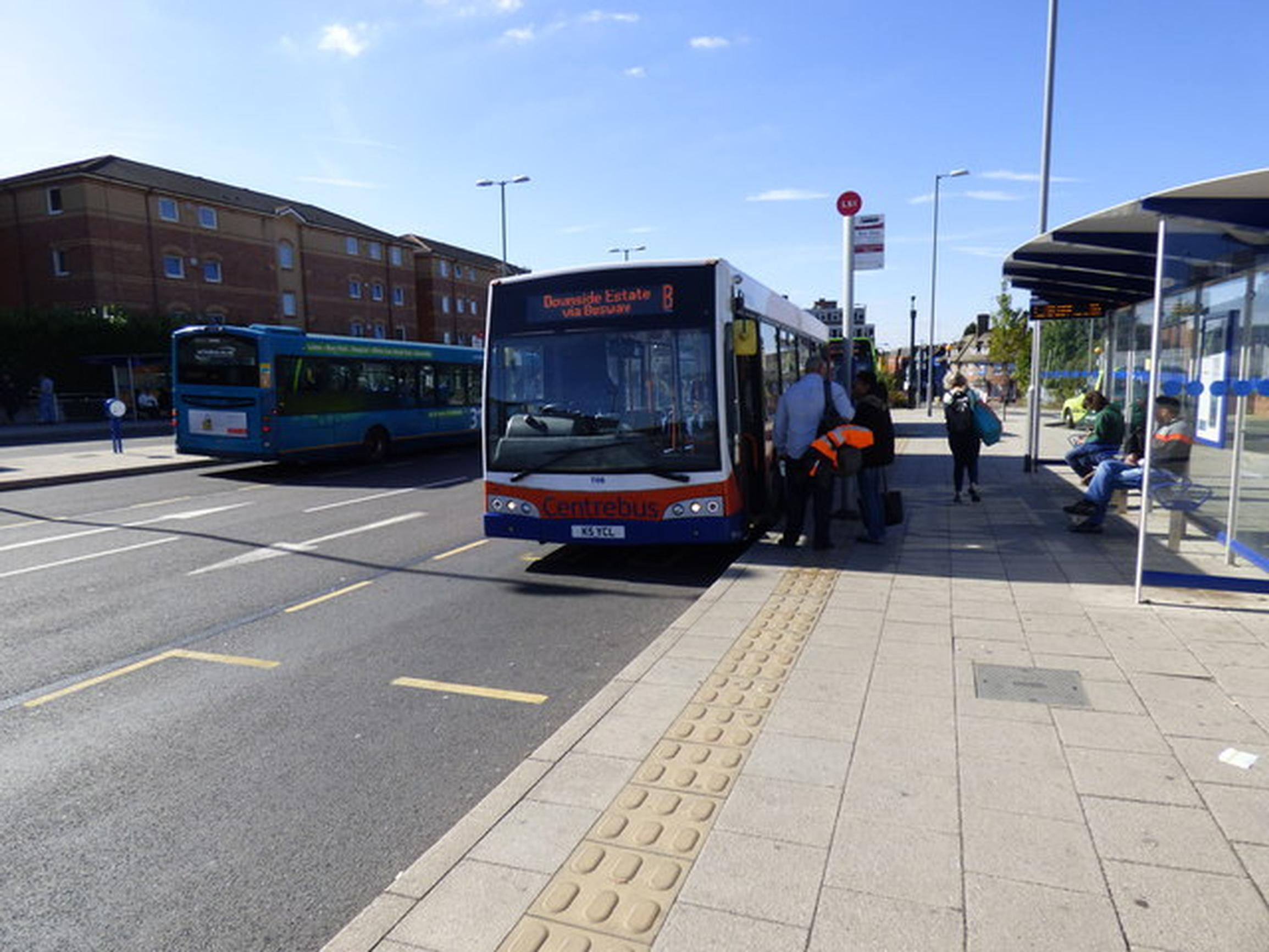 Centrebus: no transparency to payment reduction