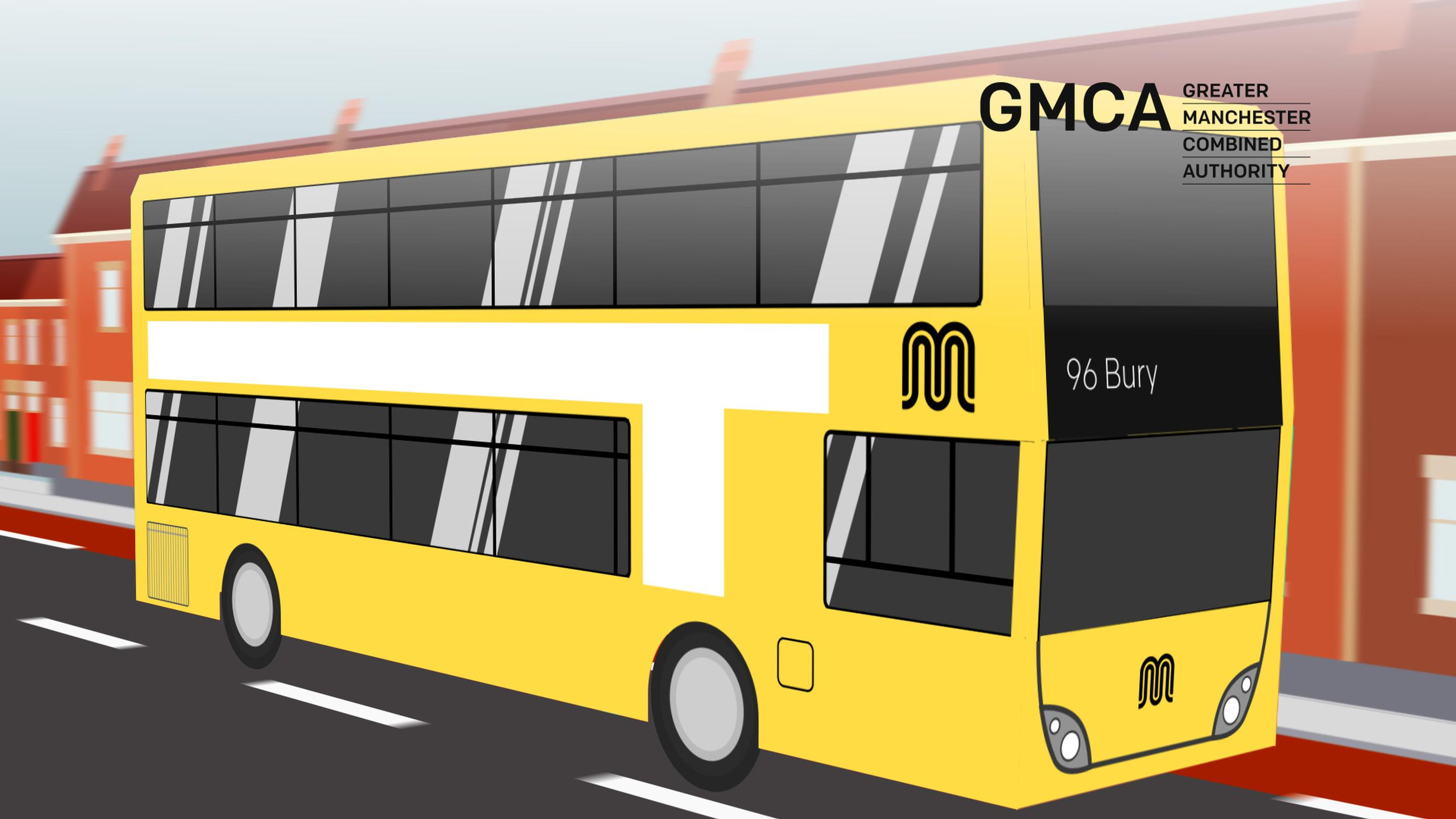 GMCA plans to develop a new identity for Greater Manchester's transport network