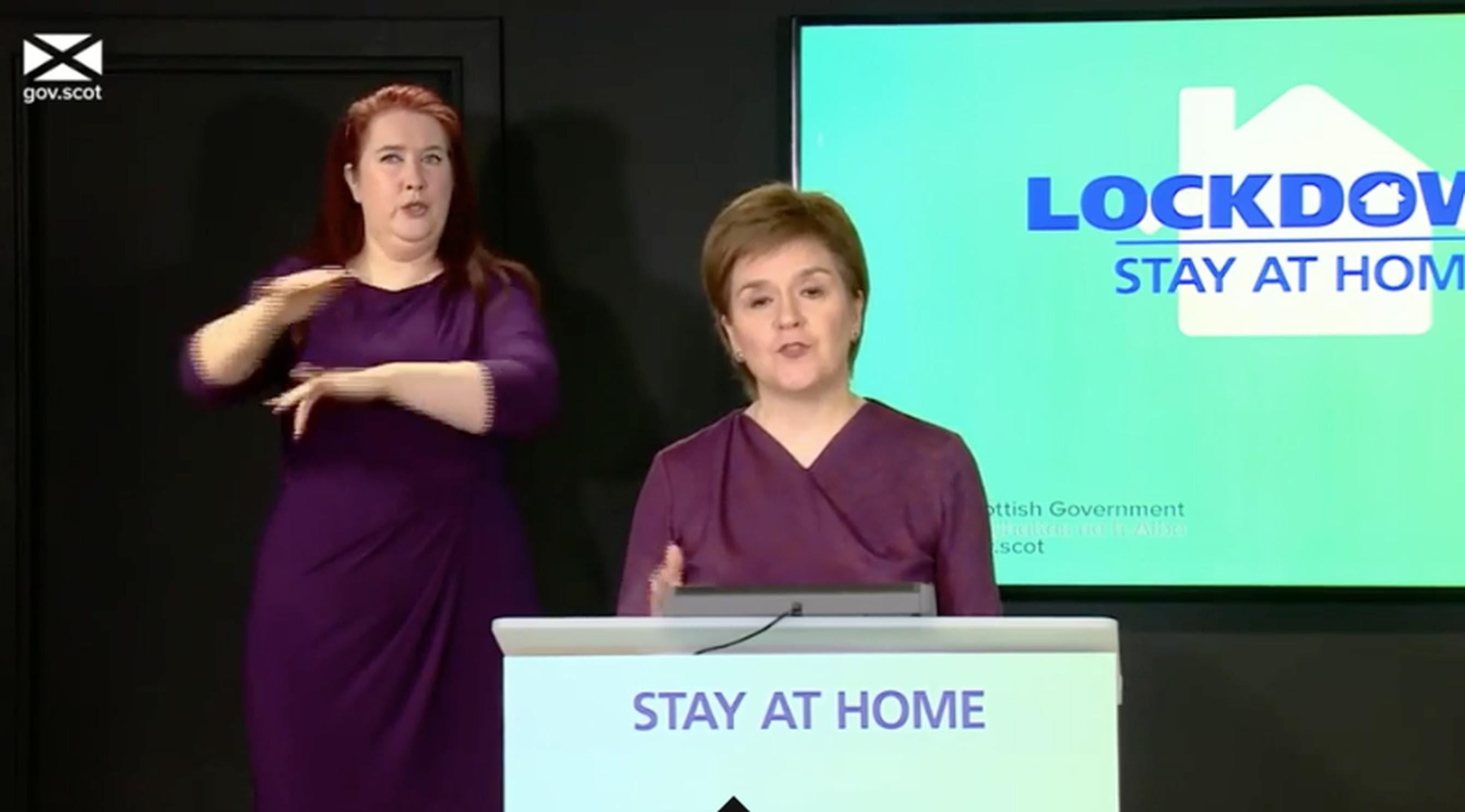 "First Minister Nicola Sturgeon said: ""We have made progress both in suppressing the virus and in vaccination, and therefore the changes I previously indicated will go ahead on 2 and 5 April."