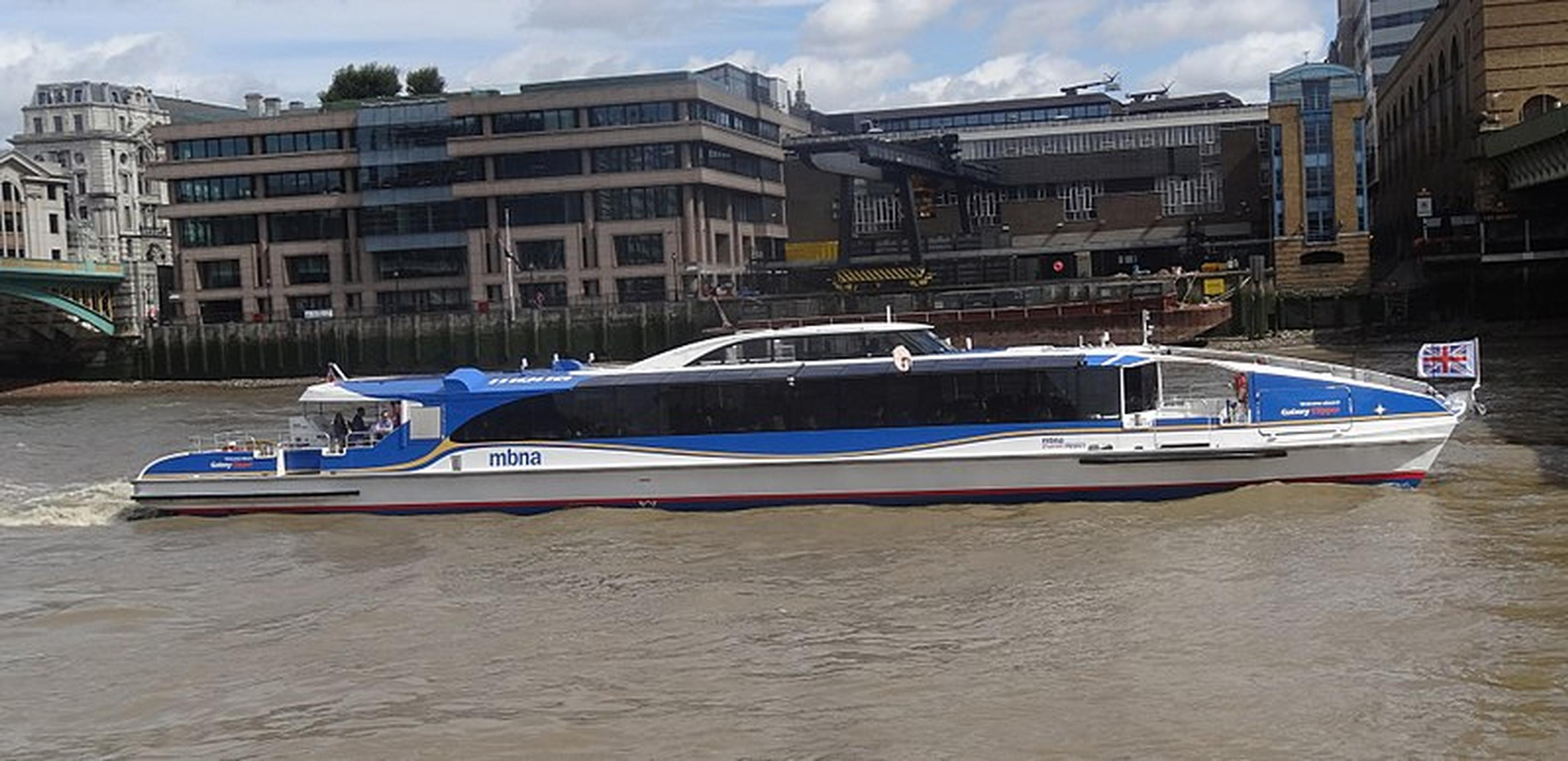 TfL selects operator for foot & bike ferry