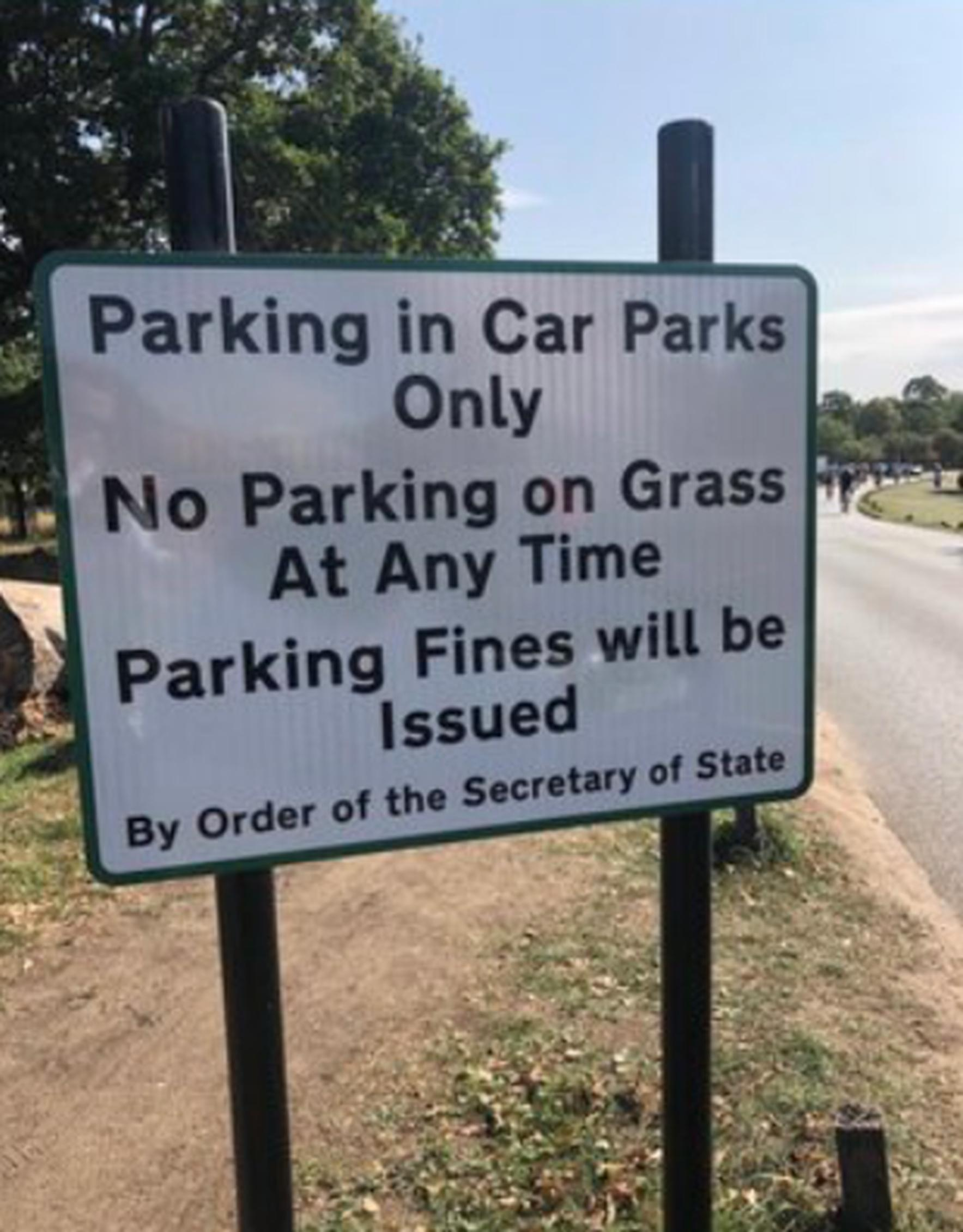 Royal Parks extends traffic reduction measures