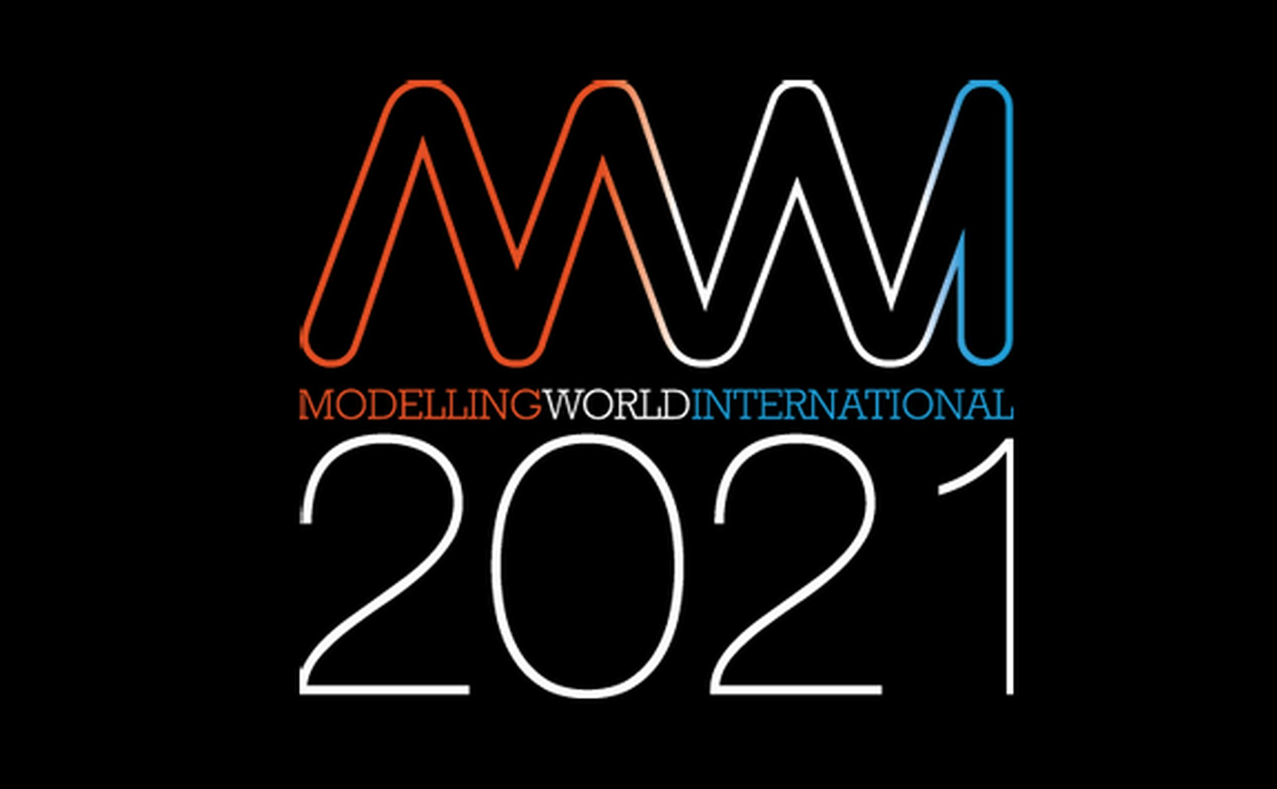 Modelling World International takes place online from 19-21 April