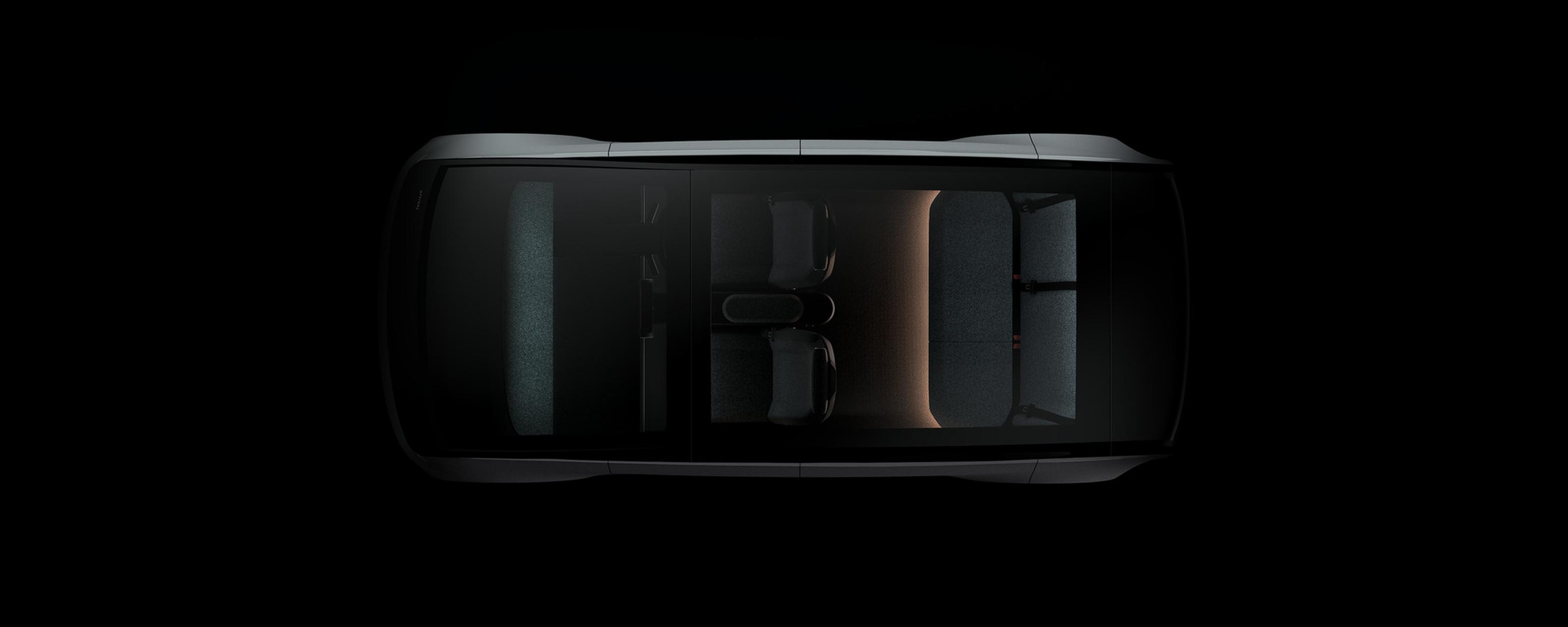 The Arrival Car will feature a panoramic roof, offer ample space for passengers and their luggage while also being more comfortable for drivers (Arrival)