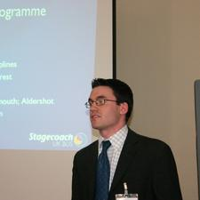 Simon Mathieson, Area Manager - Birmingham Central, National Express West Midlands