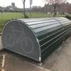 More cycle lockers for Edinburgh