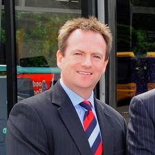David Liston, Business Efficiency and Engineering Director, First UK Bus