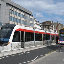Trams are unlikely to be running in Edinburgh until 2012 at the earliest