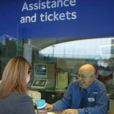 Sales from ticket offices have fallen by 28% over the last four years