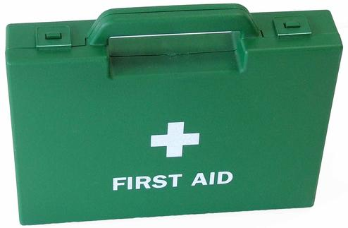 First Aid for the Big Society