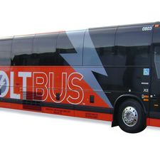 First has invested £7.5m in a fleet of 33 vehicles for BoltBus