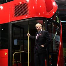 One step for a mayor, one giant leap for bus design