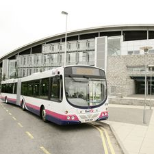 Just 81% of First's buses in its home city were on-time in 2007