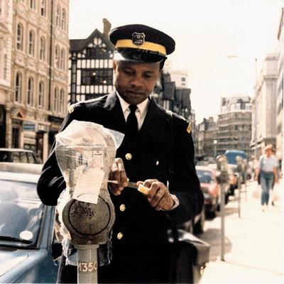 Traffic wardens: The beat goes on