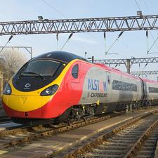 New train is first of four to boost capacity on West Coast Main Line